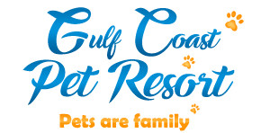 Gulf Coast Pet Resort Logo